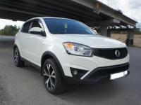 Ssang Yong Actyon 2014 БЕЛЫЙ